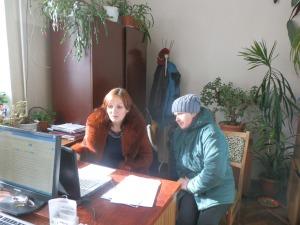 Співпраця центру зайнятості з жителямиОТГ